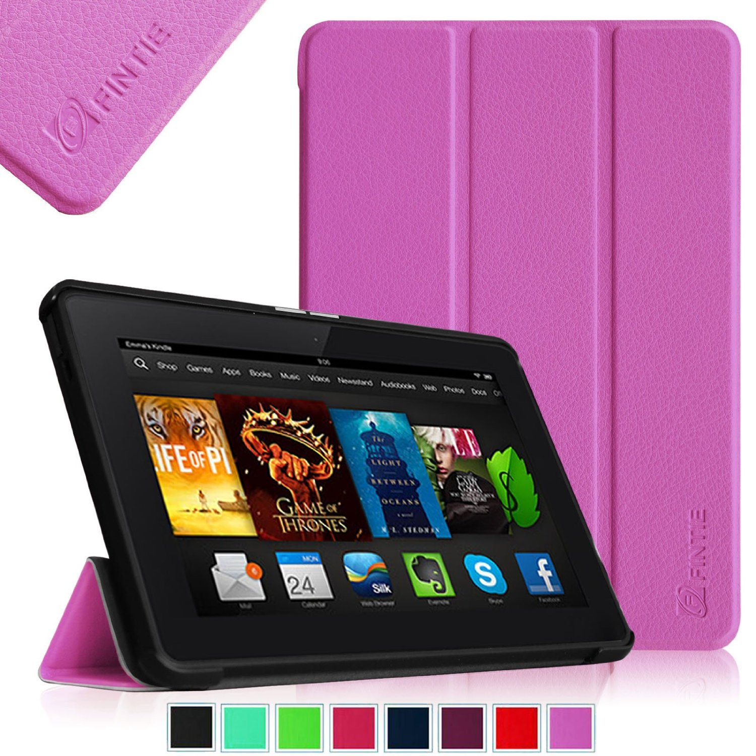 Fintie Amazon Kindle Fire HDX 7