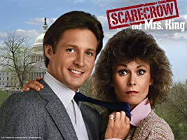 Scarecrow And Mrs. King: The Complete Second Season