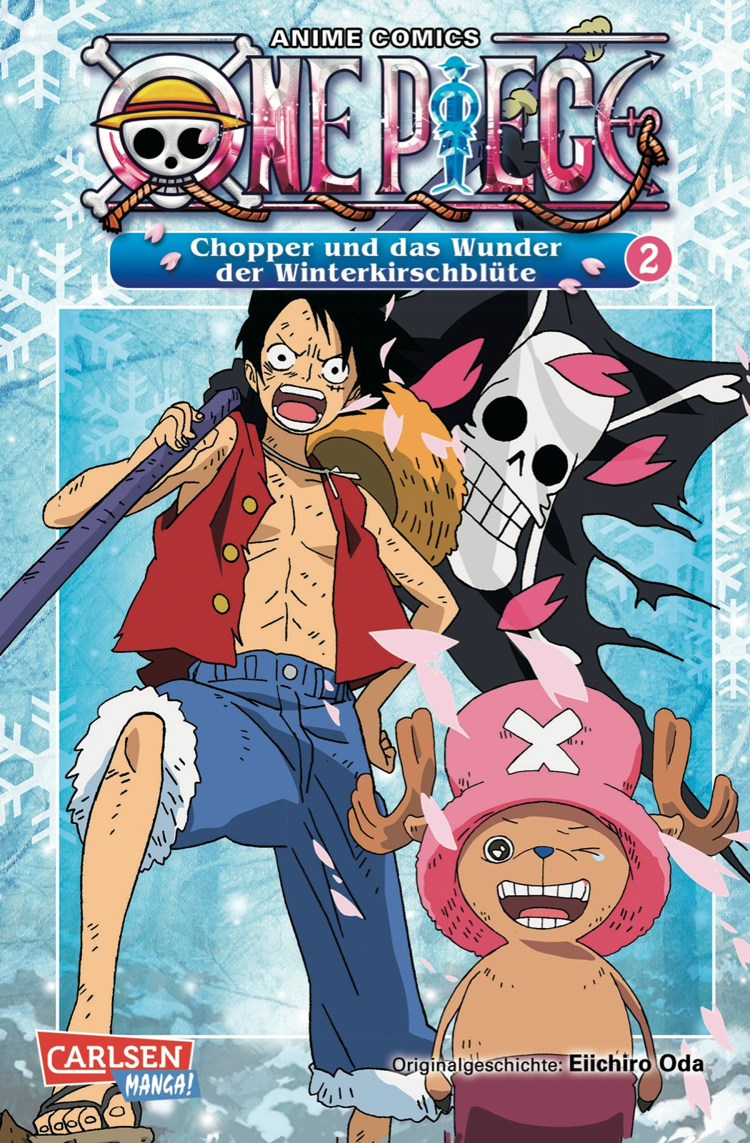 One Piece - Chopper und das Wunder der Winterkirschblüte, Band 2