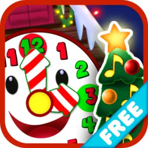 Christmas Toy Clock Free - Countdown to Christmas!