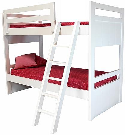 Litera 2 camas en MDF (dm) 4 cm de grosor