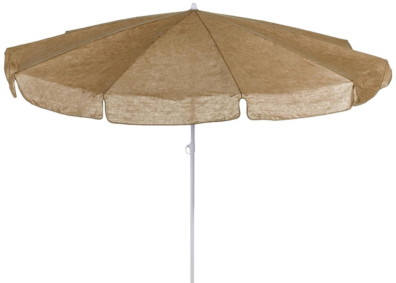 beo 121682 Sonnenschirm, Durchmesser 200 cm, beige günstig