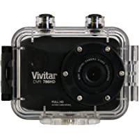 Vivitar DVR 786HD 12.1MP HD ActionCam Sports Camera (Black)