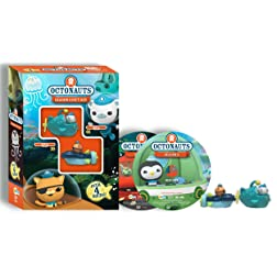 Octonauts Season 3 With Speeder Toys