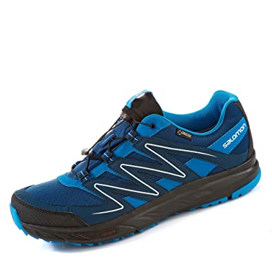 SALOMON Womenâ€ÂTMs Loma Gore TEX Hiking Shoe, Grey, UK4