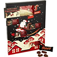 Mars 111g Advent Calendar (Pack of 11)