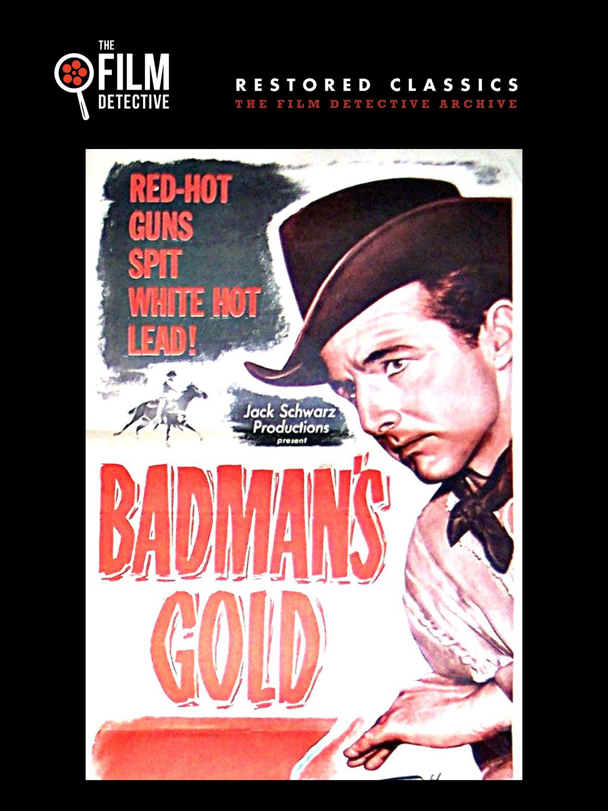 Badman's Gold on Amazon Prime Video UK