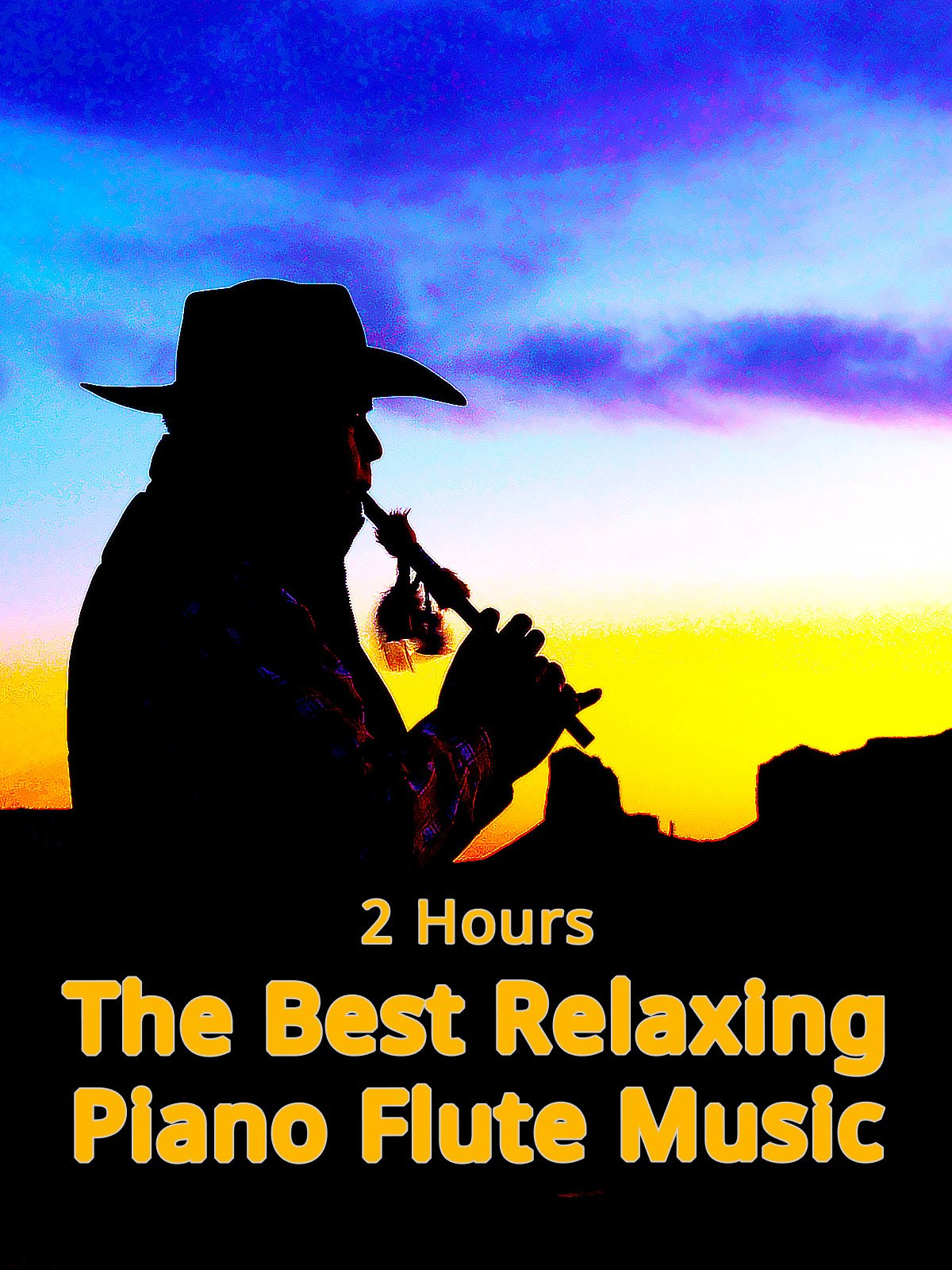 2 Hours The Best Relaxing Piano Flute Music