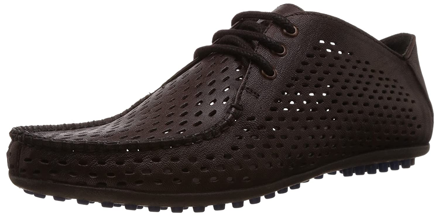 Bata Men's Smith Leather Sneakers By Amazon @ Rs.1,199