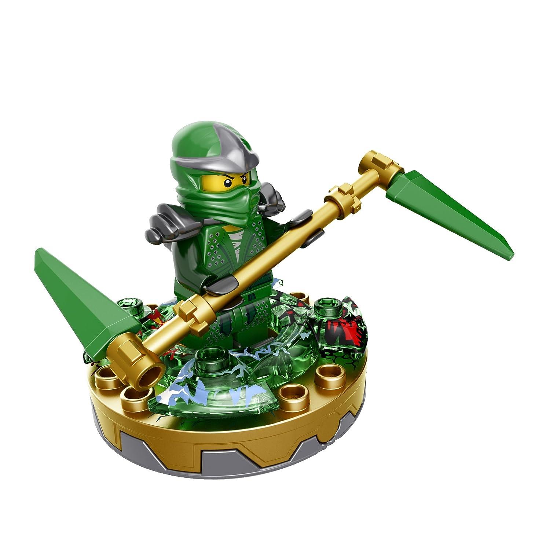 Lego ninjago masters of spinjitzu 9574 lloyd zx green - Lego ninjago ninja ...