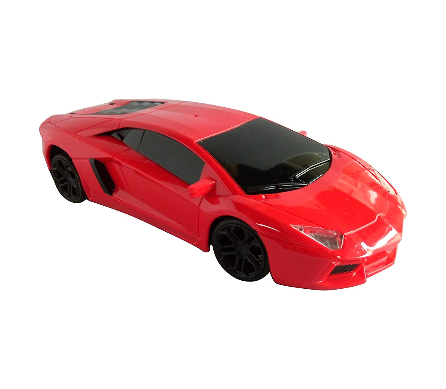 1001 - Red remote control car By Amazon @ Rs.425