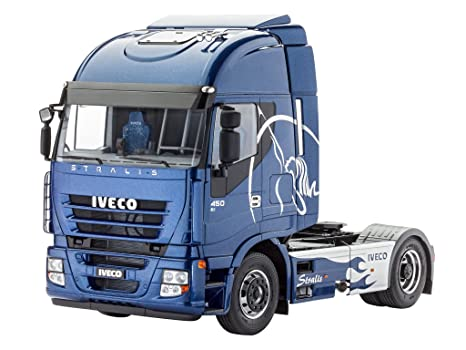 Revell - 07423 - Maquette De Camion - Iveco Stralis - 297 Pièces - Echelle 1/24