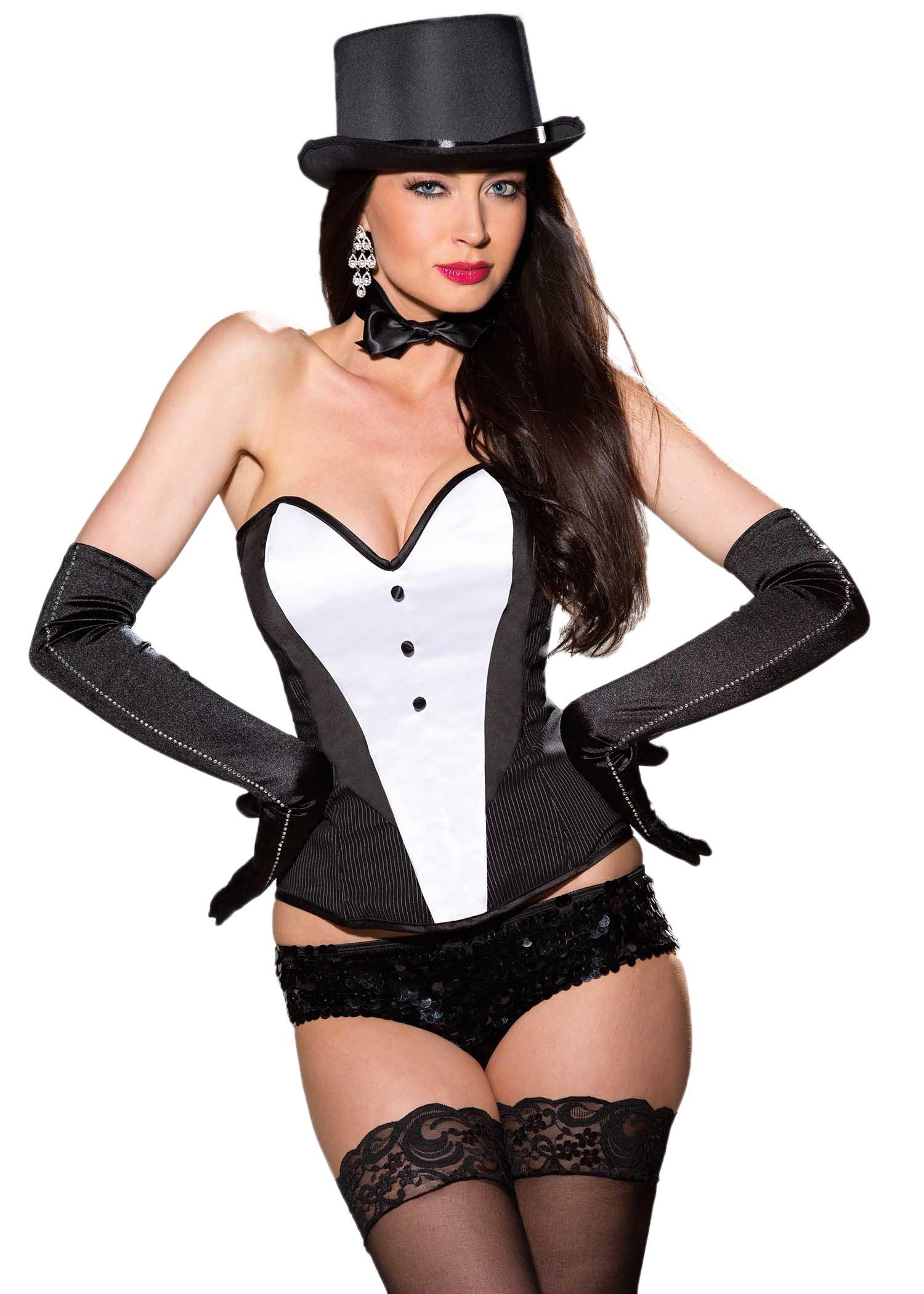Women's Tux Corset image