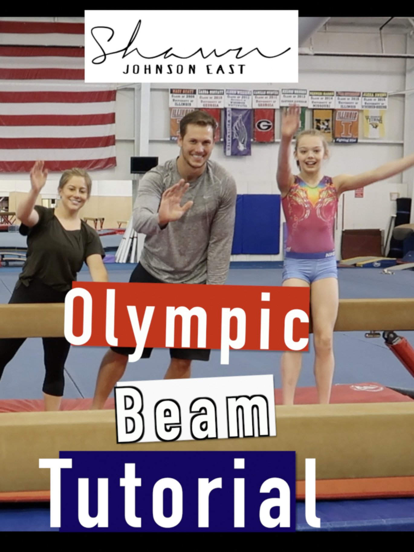 Olympic Beam Tutorial