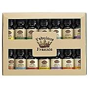 Fabulous Frannie Essential Oil Beginner Starter 10 ml (Pack of 14)