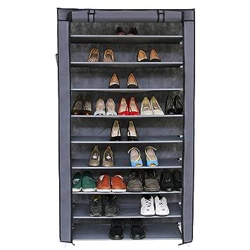 3 Schicht Acryl Schuhständer Schuhregal Schuhablage Ausstellungsstand Anzeige