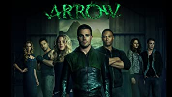 Arrow - Staffel 2 [OmU]