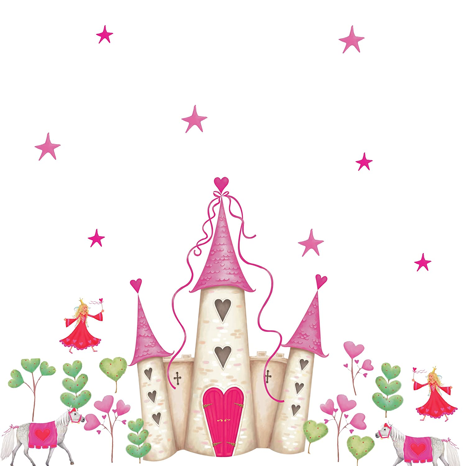 28 princess castle wall sticker gallery for gt princess princess castle wall sticker disney princess wall decals