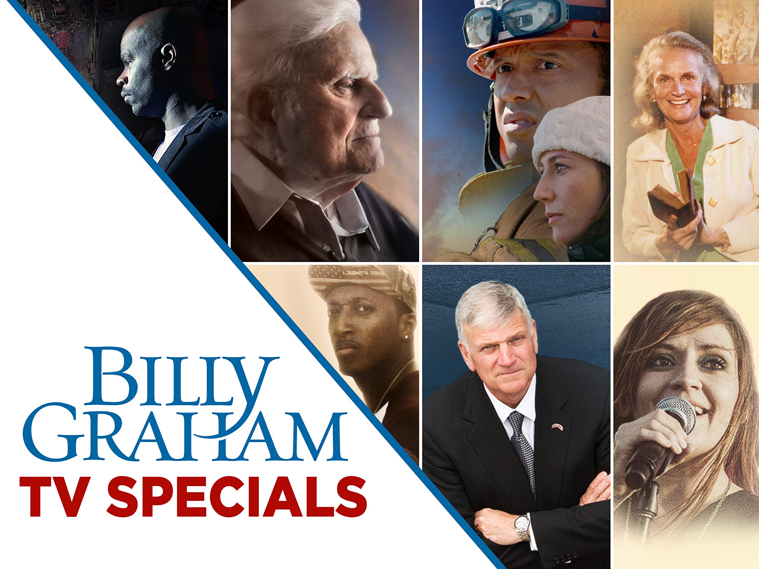 Billy Graham TV Specials on Amazon Prime Video UK
