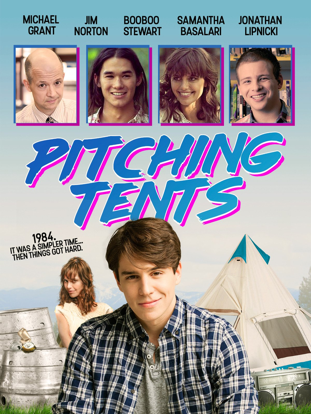 Pitching Tents on Amazon Prime Instant Video UK