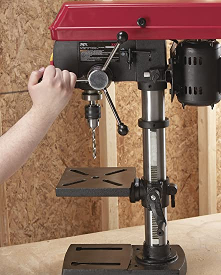 Skil 3320-01 Drill Press Review
