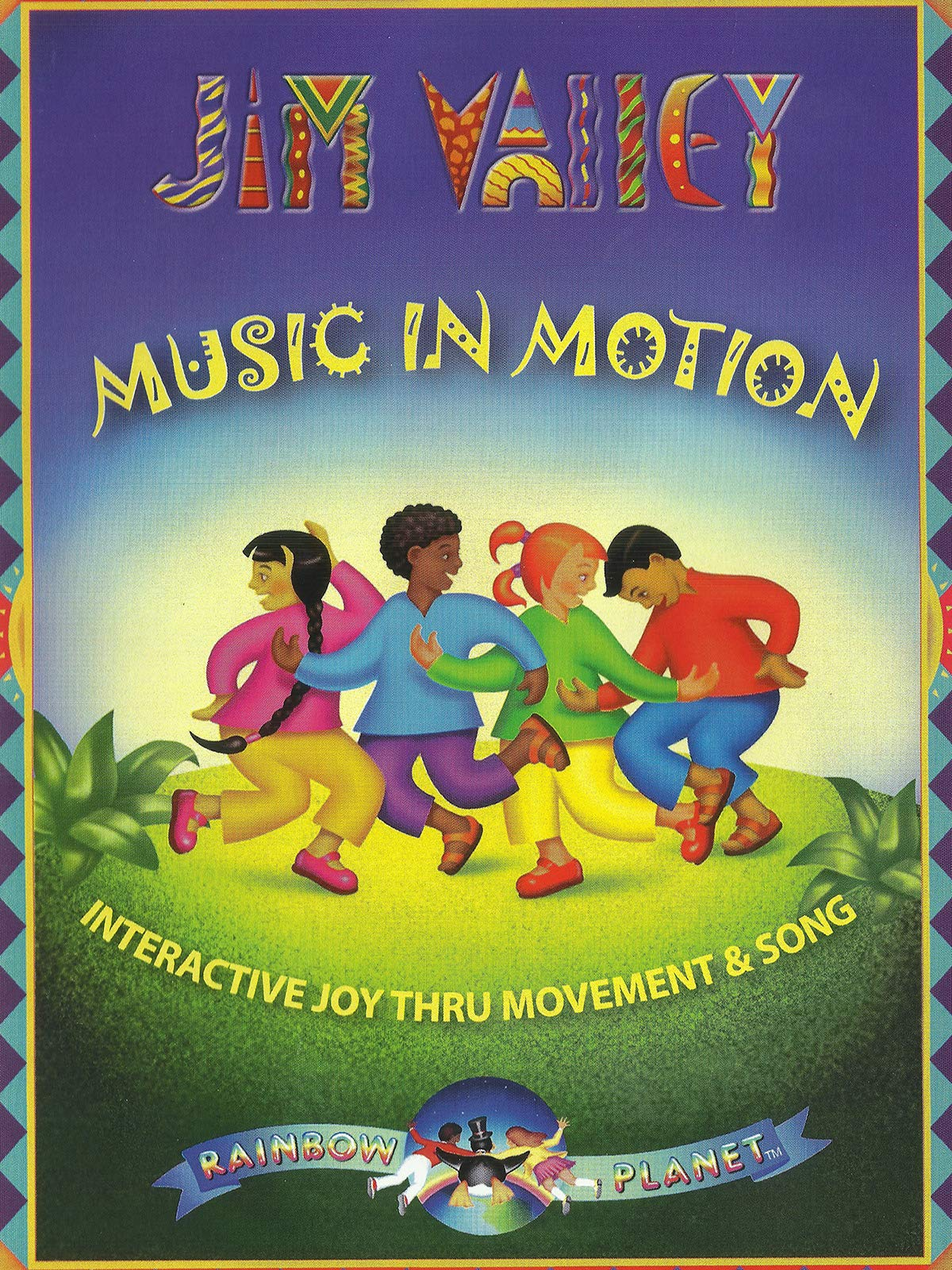 Jim Valley - Music In Motion on Amazon Prime Instant Video UK