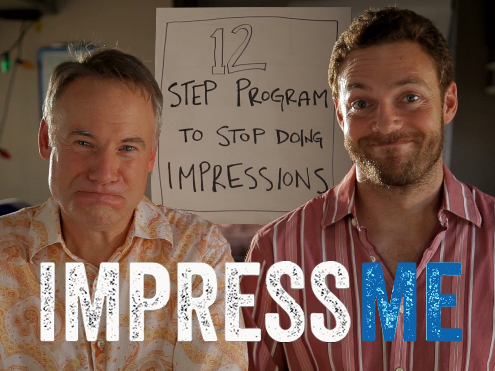 Impress Me on Amazon Prime Instant Video UK