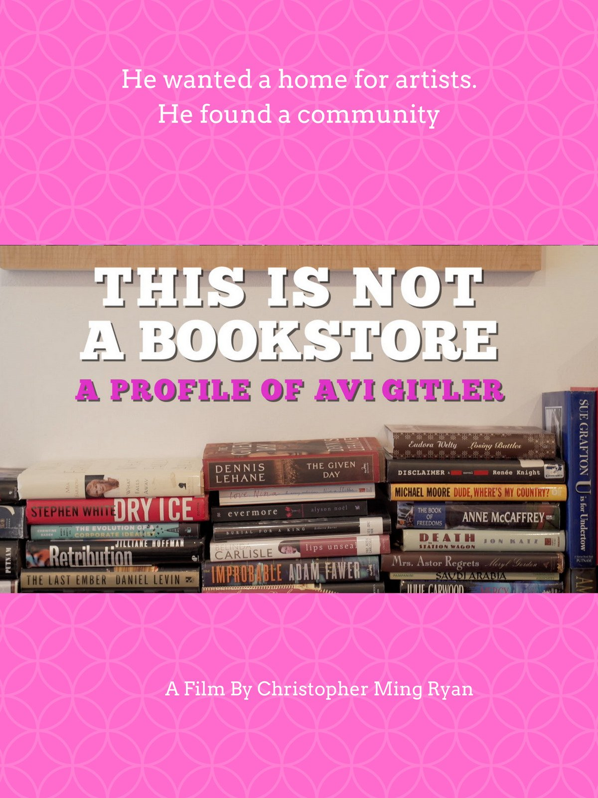 This Is Not A Bookstore