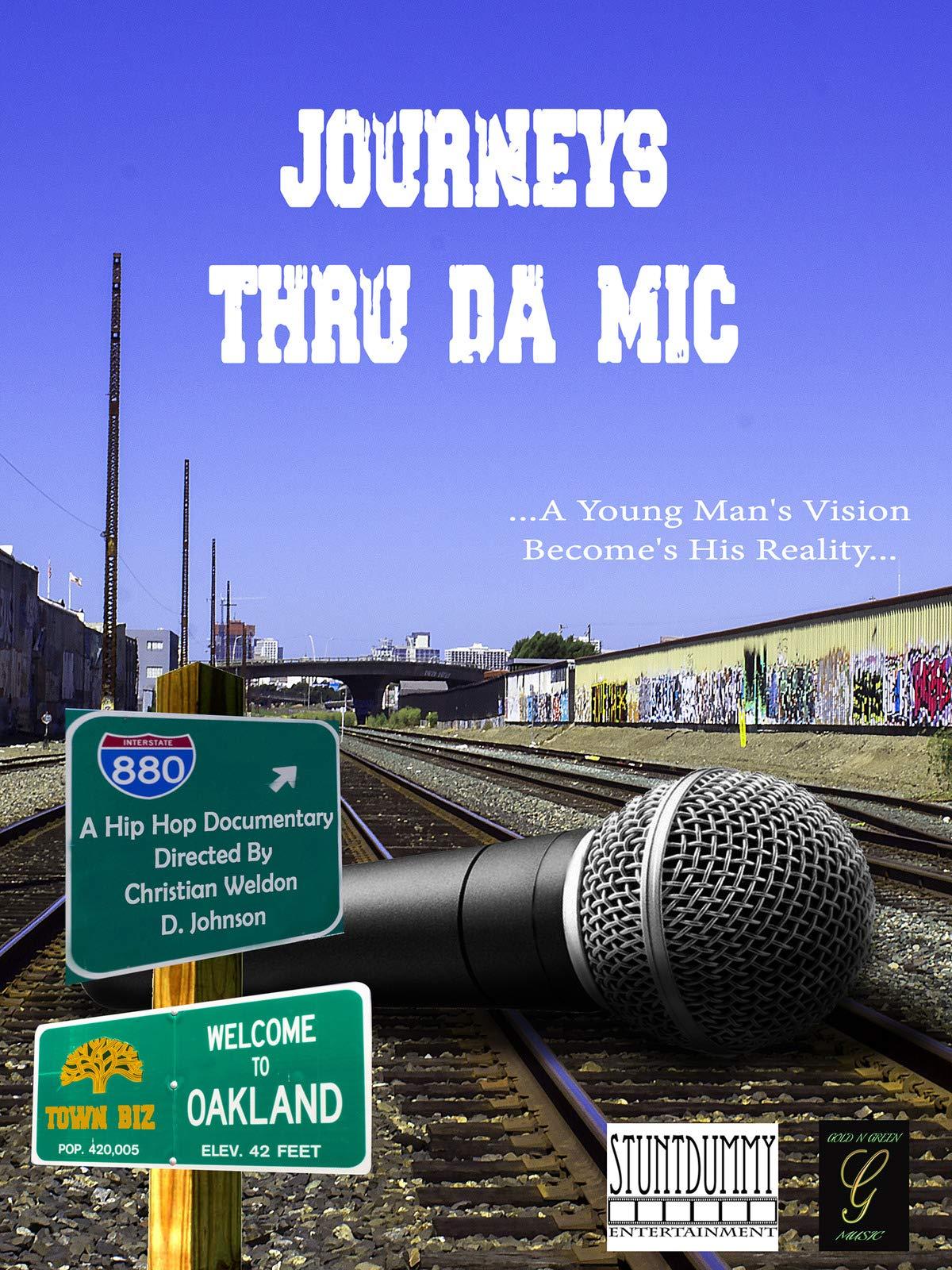 Journey's Thru Da Mic on Amazon Prime Video UK
