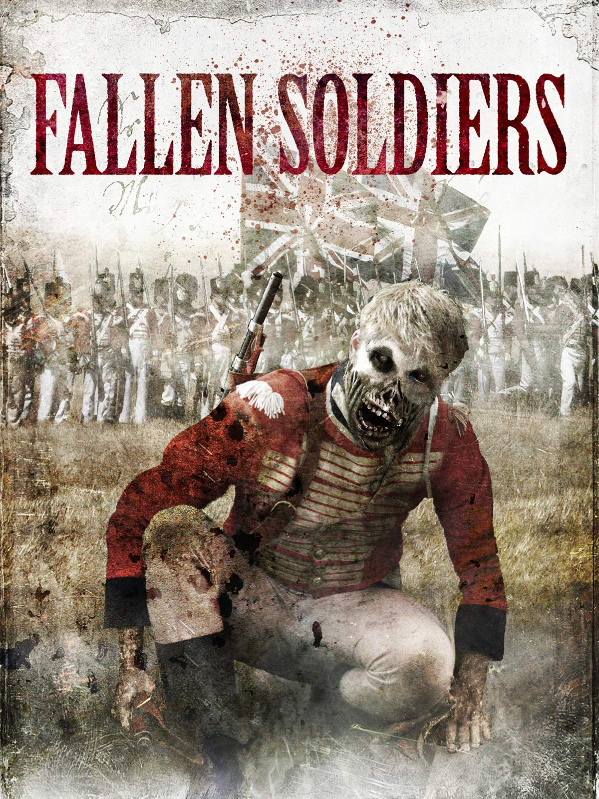 Fallen Soldiers on Amazon Prime Video UK