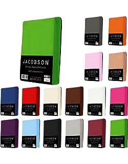 Jacobson Jersey Spannbettlaken 4.5-19e 200x220