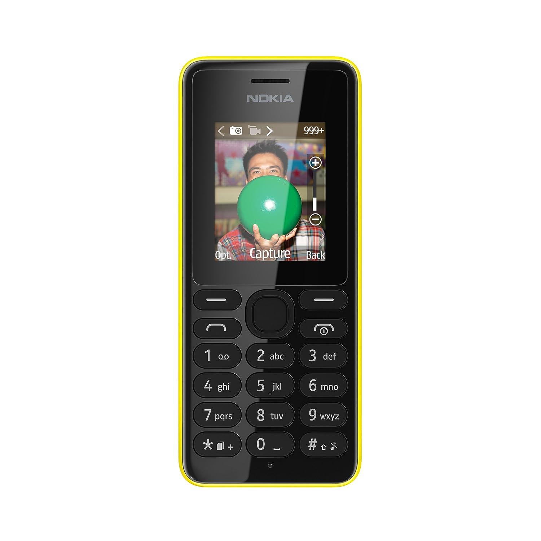 T�l�phone GSM NOKIA 108 JAUNE