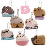 GUND Pusheen Surprise Series #3 Places Cats Sit Stuffed Animal Plush, 2.75