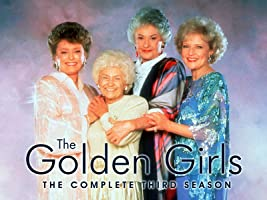 The Golden Girls Season 3