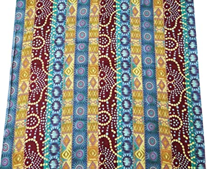 Blue Quilt Fabric Blue Quilt Fabric Striped