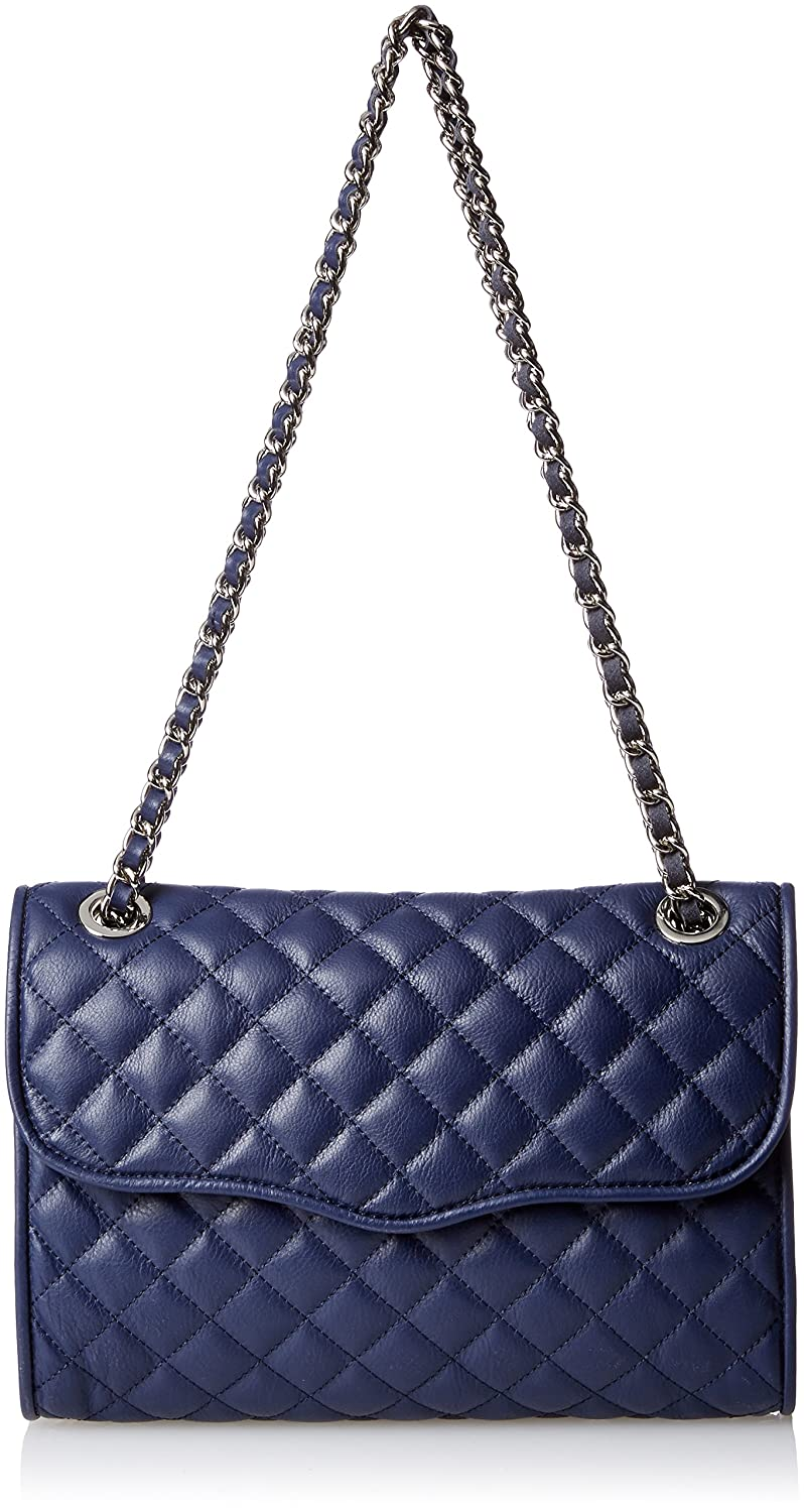 Rebecca Minkoff Quilted Affair Shoulder Bag сумка rebecca minkoff united states 32456879 rebeccaminkoff quilted