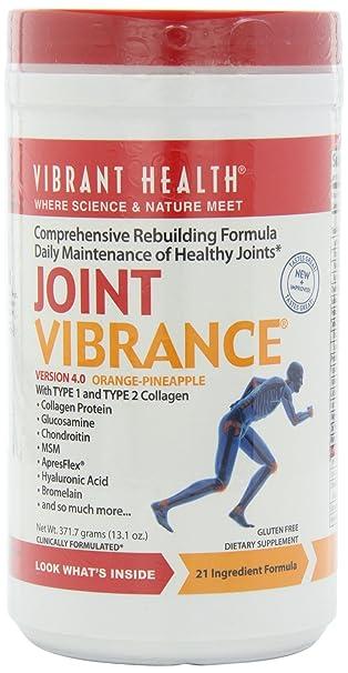 Отзывы Joint Vibrance by Vibrant Health 13.1 Ounces