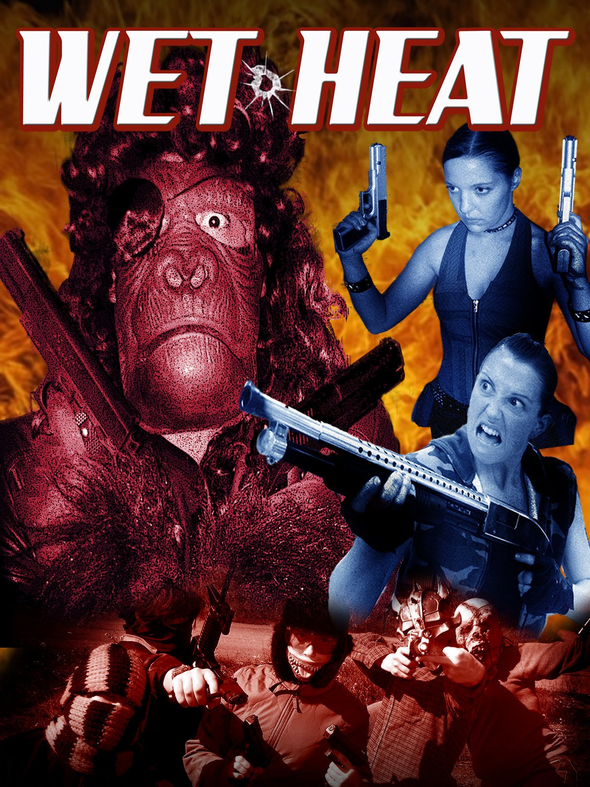 Wet Heat on Amazon Prime Instant Video UK