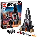 LEGO Star Wars Darth Vader's Castle 75251 Building Kit (1060 Pieces) - (Amazon Exclusive) (Color: Multi)