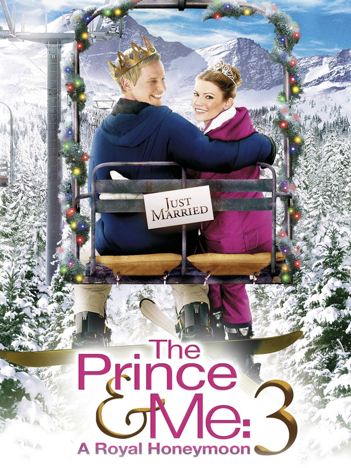 The Prince & Me 3: A Royal Honeymoon on Amazon Prime Video UK