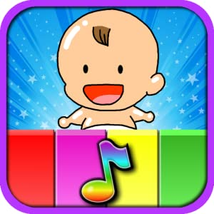 Kids Touch Music Piano Game by Kissta Koala