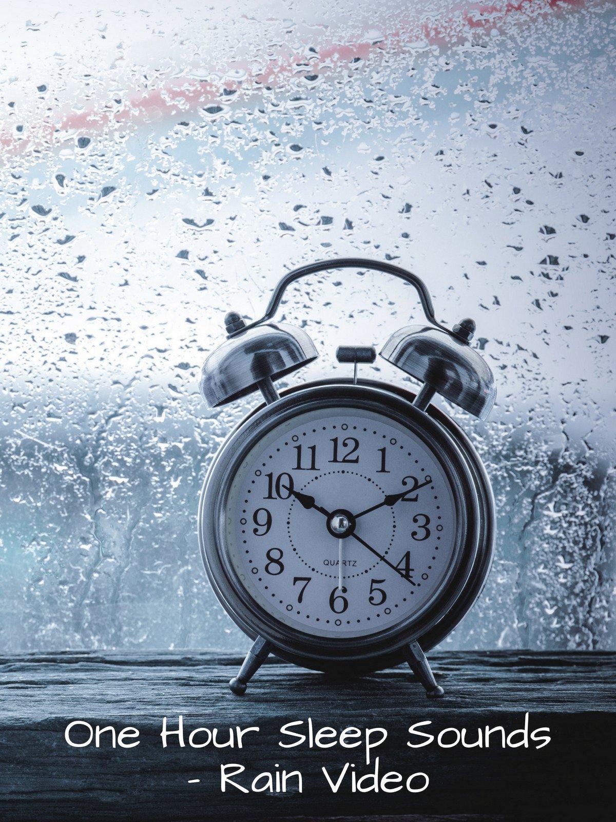 One hour sleep sounds