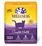 Wellness Healthy Weight Adult Cat Food, 11-1/2-Pound Bag