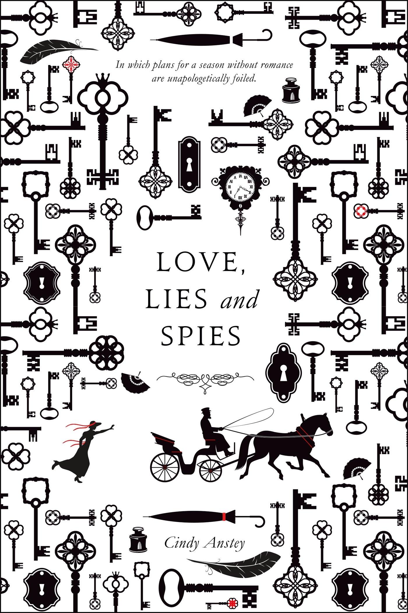 Love, Lies & Spies de Cindy Anstey 81RihwEDuuL