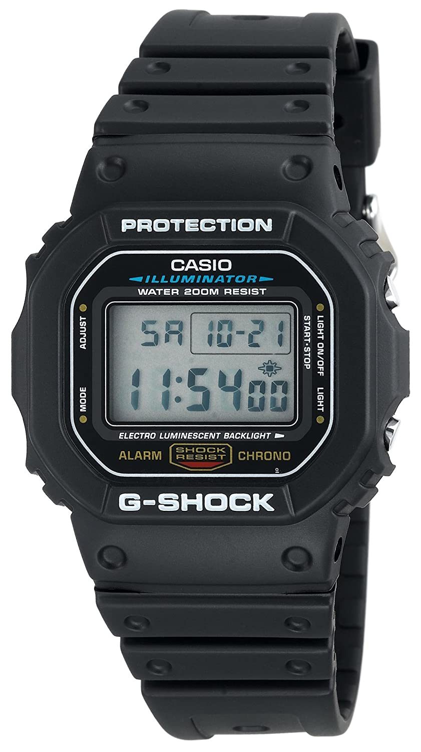 Casio Men&#8217;s DW5600E-1V G-Shock Classic Digital Watch