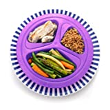 Portions Master Plate   Diet Weight Loss Aid   Food Management & Servings Control 125lbs / 57kg