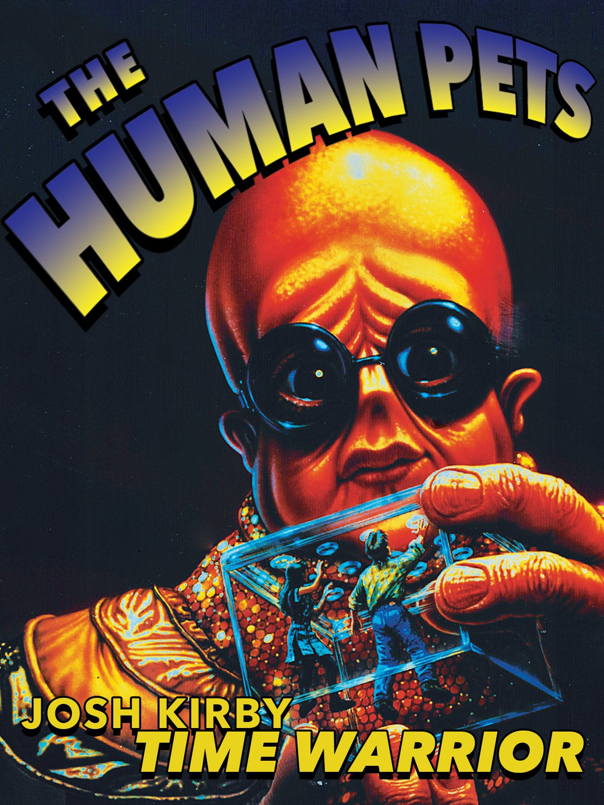 Josh Kirby Time Warrior: The Human Pets