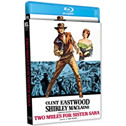 Two Mules for Sister Sara (Special Edition) [Blu-ray]