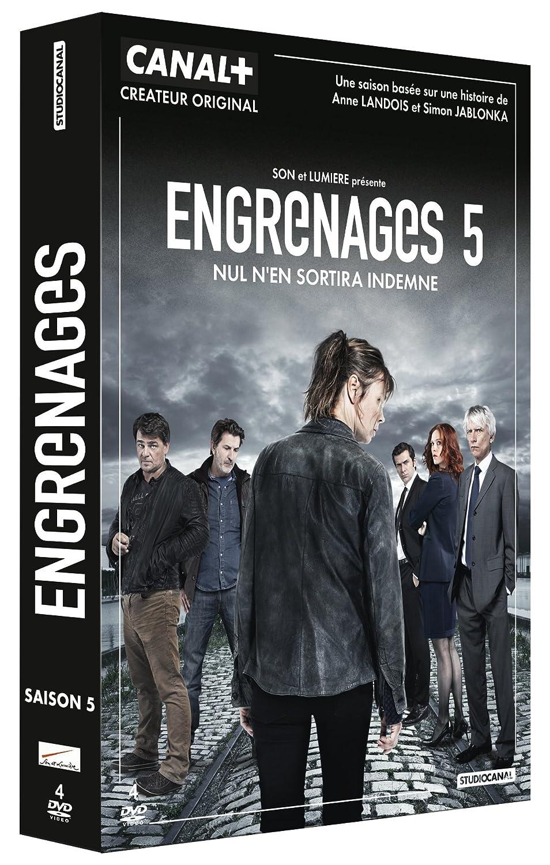 Engrenages : saison 5 : épisodes 1 à 6 / Frédéric Jardin; Frédéric Balekdjian; Nicolas Guicheteau, Réal. | Clert, Alexandra. Instigateur