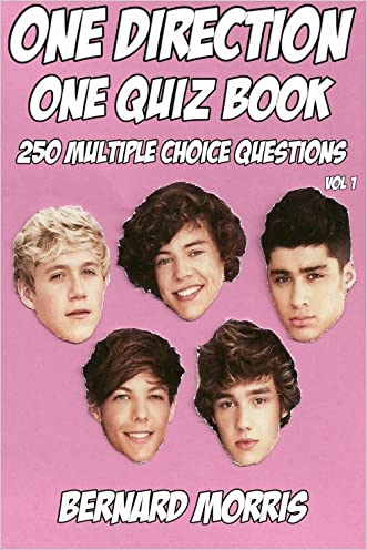 One Direction: One Quiz Book Vol 1